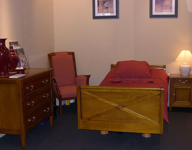 Hospital ward furniture set directoire COLLINET