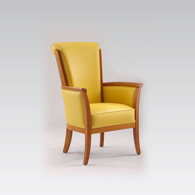 Chair with armrests / with high backrest 6034 COLLINET