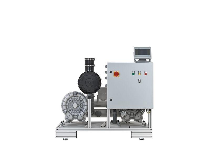 Aspirating central vacuum pump / dental V 6000 DÜRR DENTAL AG