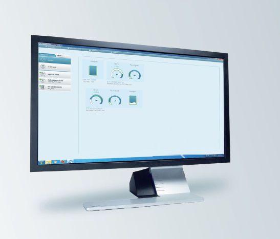 Equipment control software / dental / dental laboratory / dentist office Tyscor Pulse DÜRR DENTAL AG