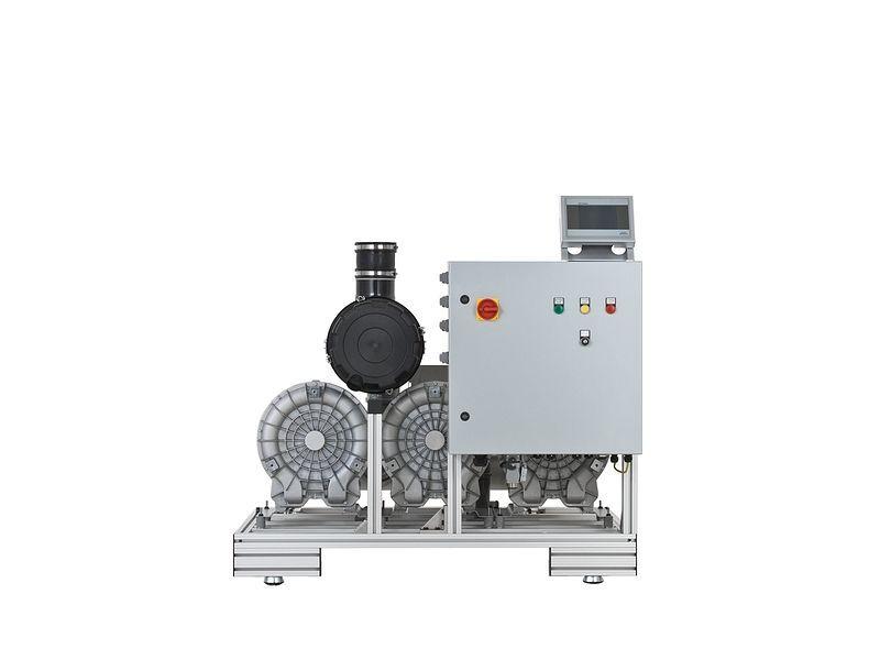 Aspirating central vacuum pump / dental V 9000 DÜRR DENTAL AG