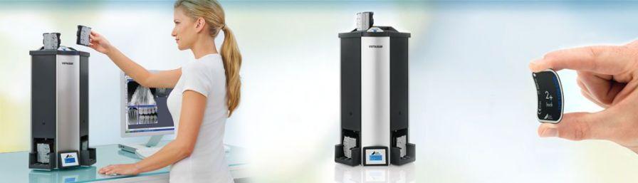 Intra-oral CR screen phosphor screen scanner VistaScan Perio Plus DÜRR DENTAL AG