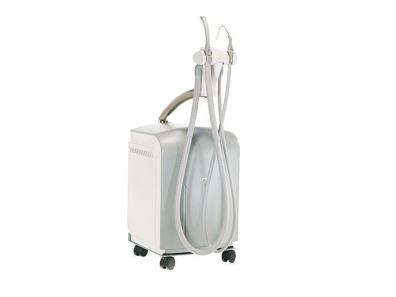 Aspirating vacuum pump / dental / mobile Variosuc DÜRR DENTAL AG