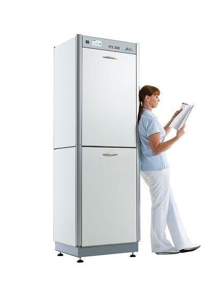 Aspirating compressor / for dental units / medical / oil-free PTS 120 DÜRR DENTAL AG