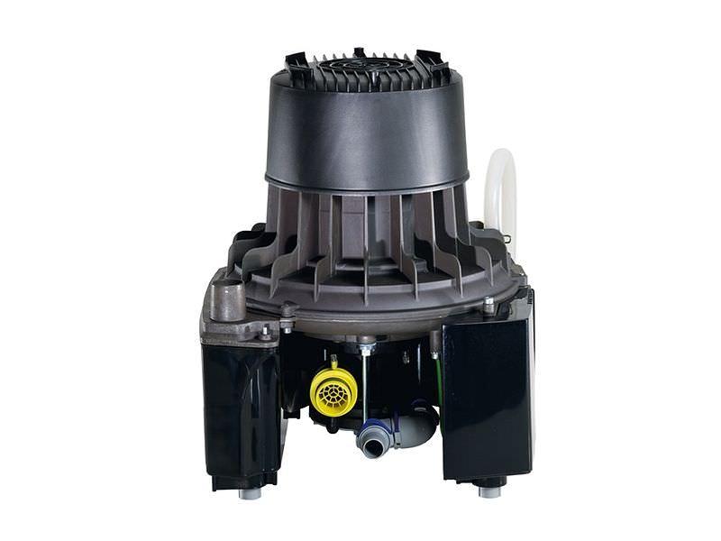Aspirating vacuum pump / dental / 1-workstation VS 300 S DÜRR DENTAL AG