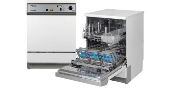 Dental instrument washer-disinfector / compact LITTLE SISTER IWD7881 PLUS Eschmann Equipment