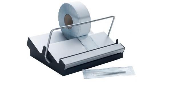 Medical thermosealer / belt Pouch Sealer Eschmann Equipment