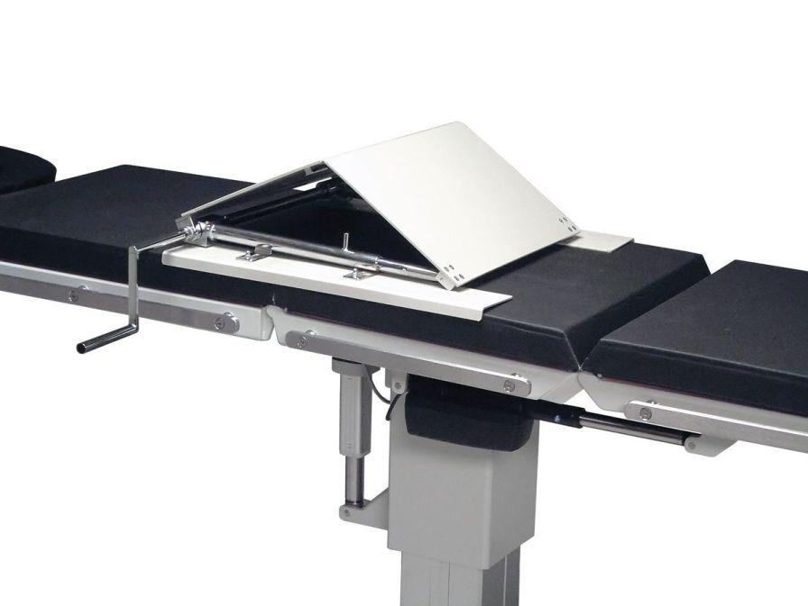 Kidney elevator operating table Eschmann Equipment
