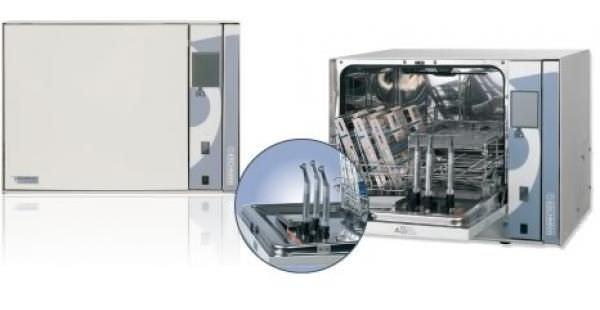 Dental instrument washer-disinfector / compact LITTLE SISTER IWD51 PLUS Eschmann Equipment