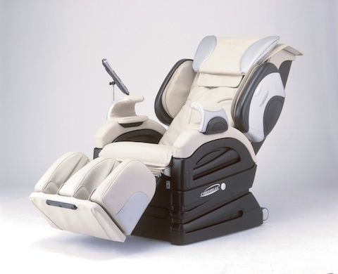 Shiatsu massage armchair EC 3000 Fuji Chair