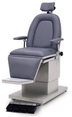 ENT examination chair / electrical / height-adjustable / 3-section ENT ERYIGIT Medical Devices