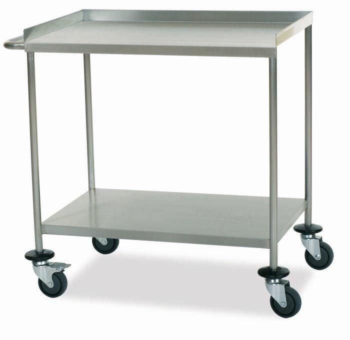 Instrument trolley / 1-tray ER1300, ER1303 ERYIGIT Medical Devices