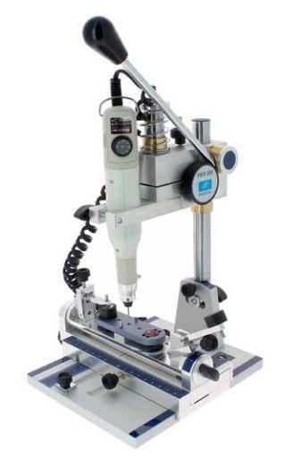 Eyeglass column drill (optical lens processing) / manual PER 200 Essilor instruments