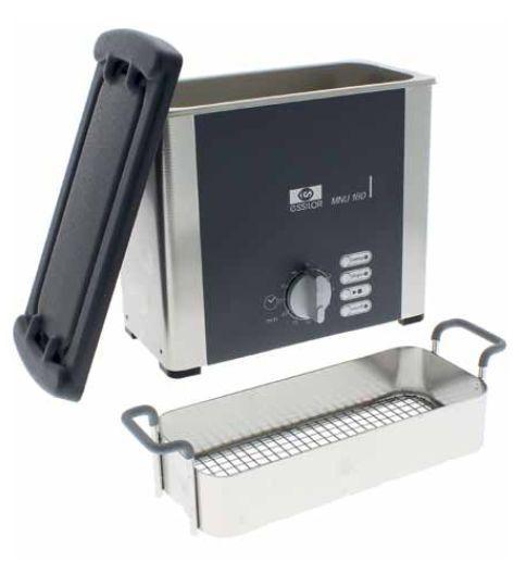 Medical ultrasonic bath / stainless steel 0.8 L | MNU 180 Essilor instruments