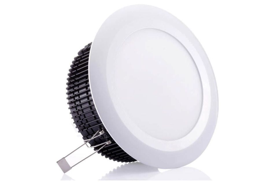 Ceiling-mounted lighting / for healthcare facilities / LED Evo 6 exled