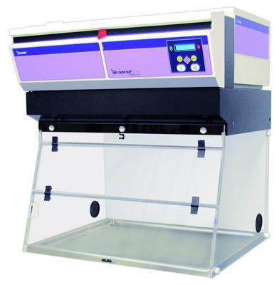 PCR workstation / with hood CaptairBio 321 erlab
