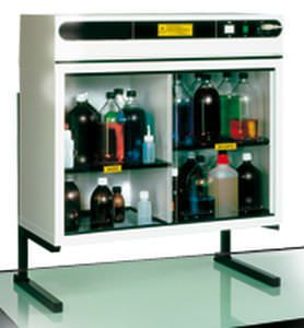 Storage cabinet / laboratory / air cooled CaptairStore 822 Ministore erlab