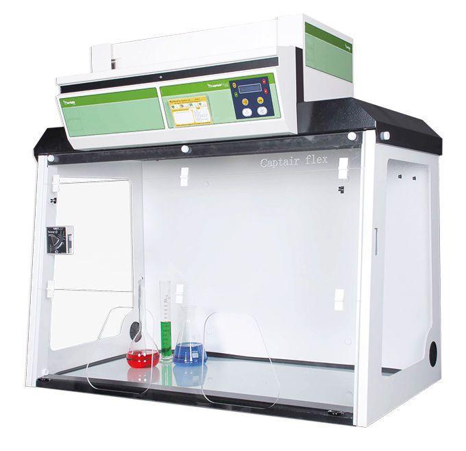 Chemical fume hood / laboratory / ductless CaptairFlex M481 erlab