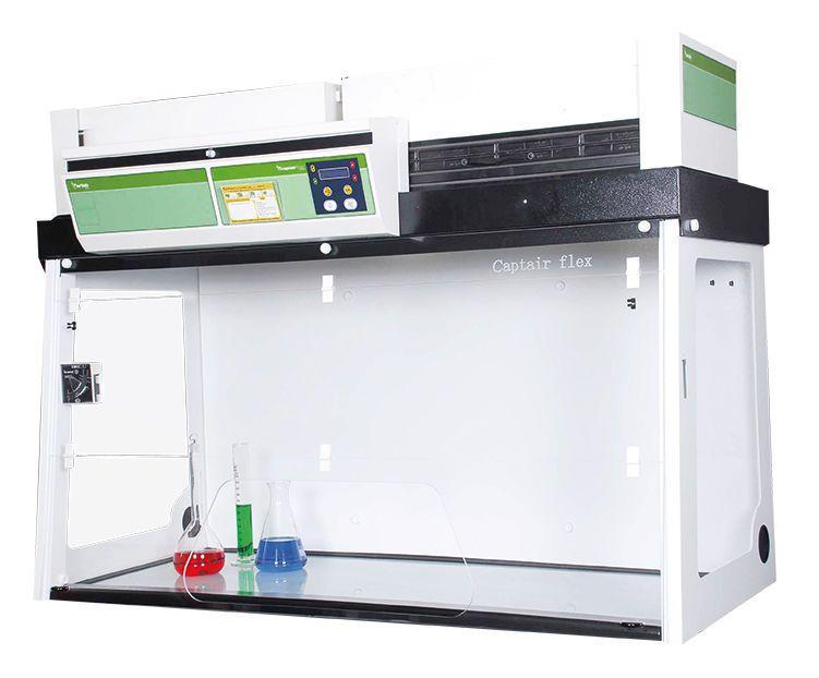 Chemical fume hood / laboratory / ductless CaptairFlex M632 erlab
