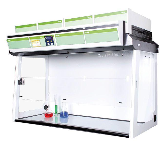 Chemical fume hood / laboratory / ductless CaptairFlex XLS714 erlab