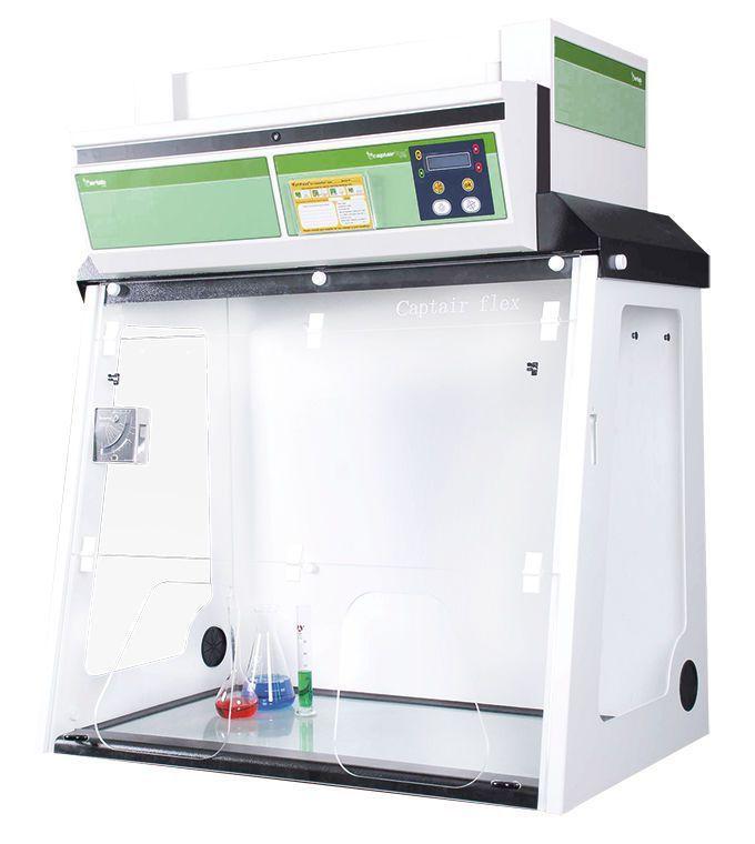 Chemical fume hood / laboratory / ductless CaptairFlex M391 erlab