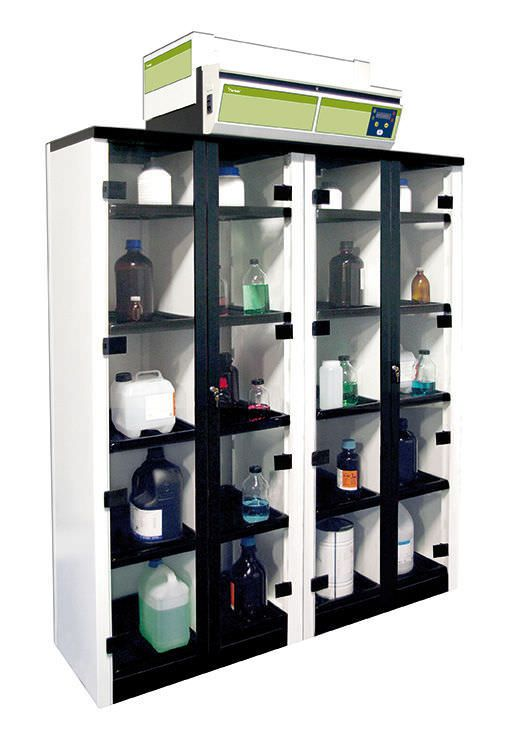 Storage cabinet / laboratory / air cooled CaptairStore 1634 Cabinet erlab