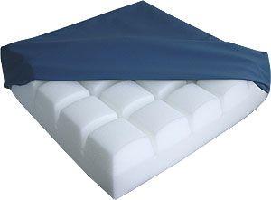 Wheelchair cushion / anti-decubitus / foam 120 kg | aks-maxisit aks - Aktuelle Krankenpflege Systeme
