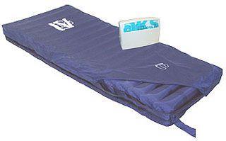 Anti-decubitus mattress / for hospital beds / dynamic air / tube 40 - 120 kg | aks-saniflow ® II aks - Aktuelle Krankenpflege Systeme
