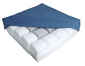 Anti-decubitus cushion / wheelchair / foam 70 kg | aks-variosit I, variosit II aks - Aktuelle Krankenpflege Systeme