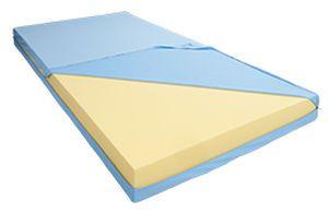 Hospital bed mattress / anti-decubitus / foam / bariatric aks - Aktuelle Krankenpflege Systeme