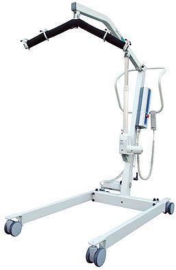 Mobile patient lift / electrical / bariatric 250 kg | aks-goliath® aks - Aktuelle Krankenpflege Systeme