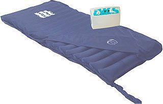 Anti-decubitus mattress / for hospital beds / dynamic air / tube 40 - 120 kg | aks-saniflow ® II S aks - Aktuelle Krankenpflege Systeme