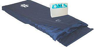 Anti-decubitus mattress / for hospital beds / dynamic air / tube 40 - 130 kg | aks-saniflow® III aks - Aktuelle Krankenpflege Systeme