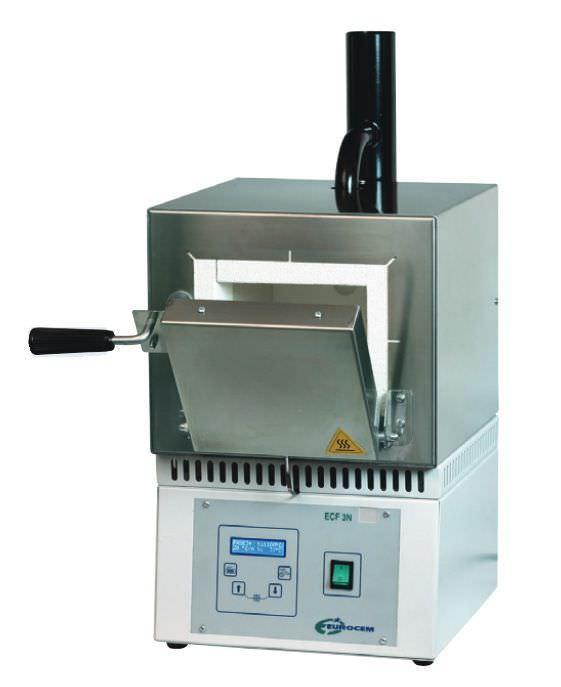 Dental laboratory oven ECF 3N EUROCEM