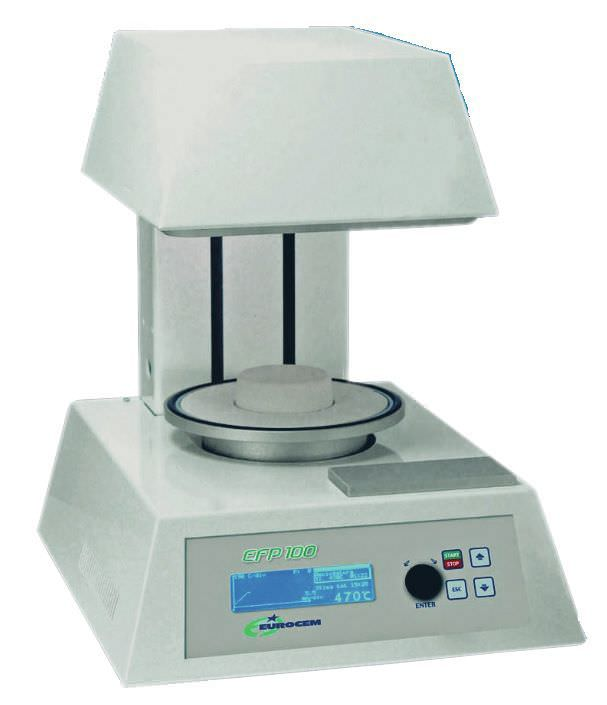 Sintering furnace / dental laboratory / ceramic EFP 100 EUROCEM