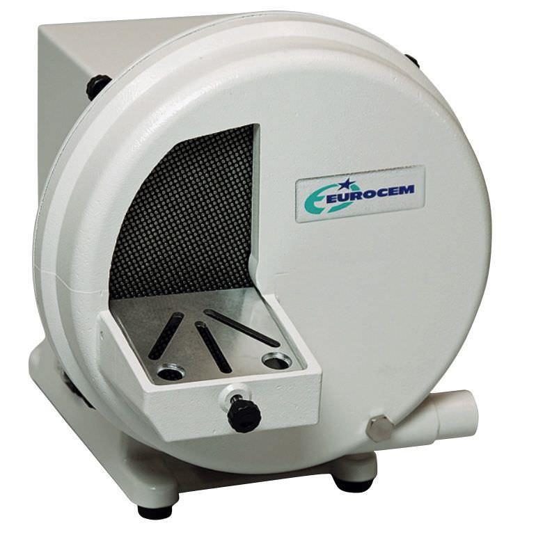 Dry dental laboratory plaster trimmer EMT 2800 EUROCEM