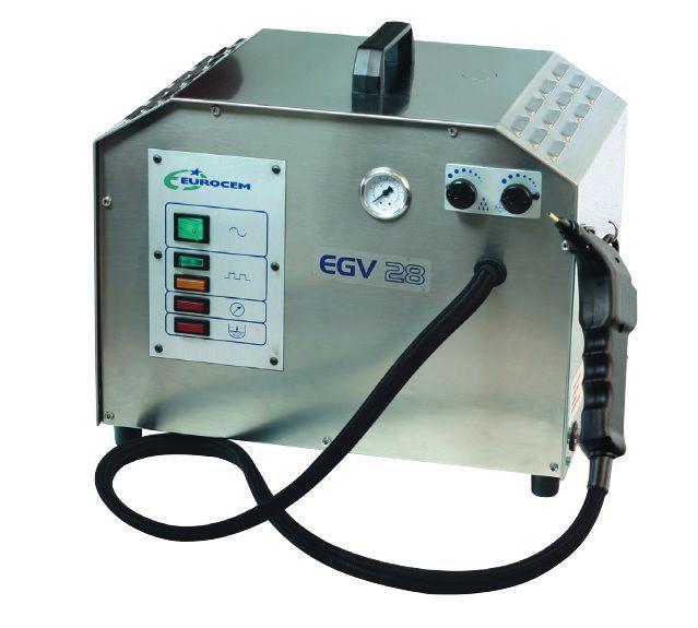 Dental laboratory steam generator EGV 28 AI EUROCEM