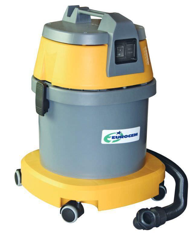 Mobile dust suction unit / dental laboratory / dentist office ECS 1 EUROCEM