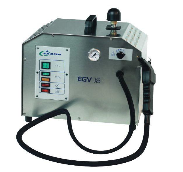 Dental laboratory steam generator EGV 18 A EUROCEM