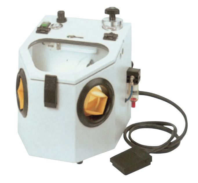 1 tank dental laboratory sandblaster ESB 1 EUROCEM