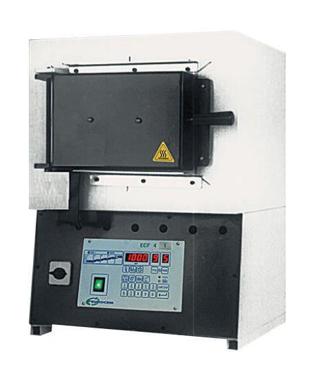 Heating oven / dental laboratory ECF 44 EUROCEM