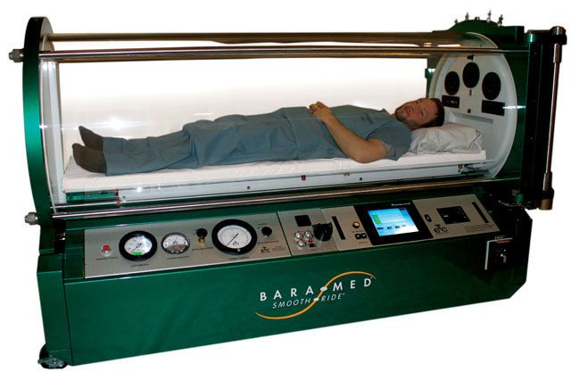 Monoplace hyperbaric chamber BARA-MED ETC