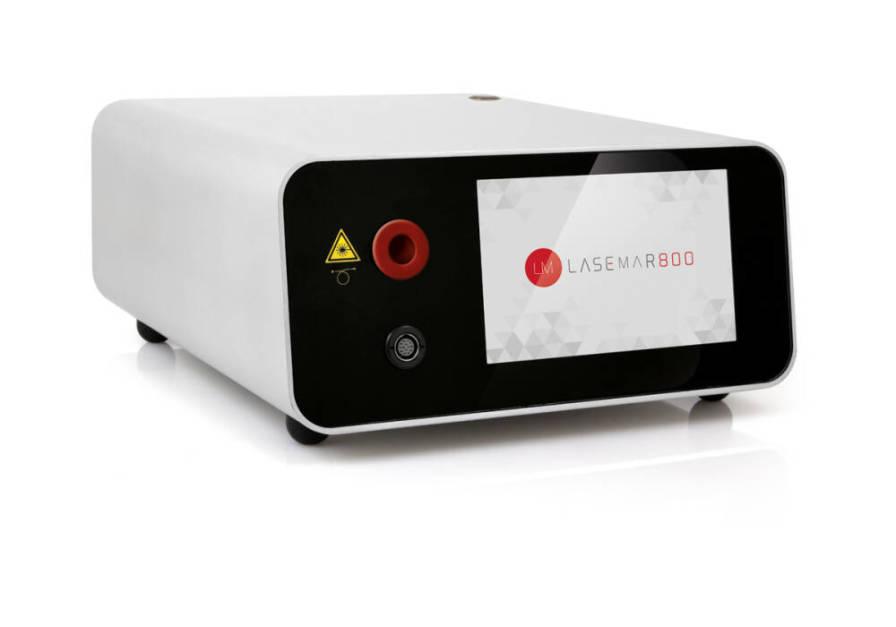 Dermatological laser / diode / tabletop 808 nm   LASEmaR®800 Eufoton Medicalasers