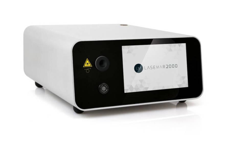 Dermatological laser / diode / tabletop 1940nm   LASEmaR®2000 Eufoton Medicalasers