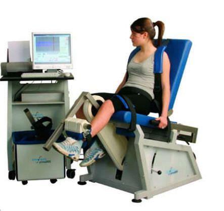 Lower limb exerciser / computer-based Prima DOC Easytech
