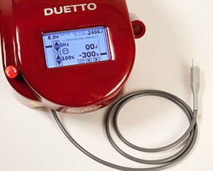 Biostimulation laser / diode / tabletop DUETTO Easytech
