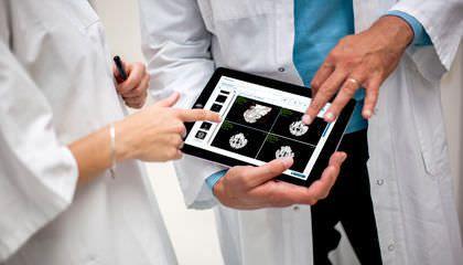 Viewing software / import / multimedia / medical CD Viewer ETIAM
