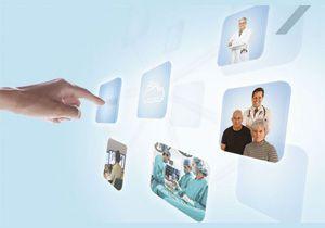 Data management web application / for communication / medical ETIAM-Connect ETIAM
