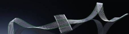 Urinary incontinence mesh reconstruction mesh / transobturator approach / for man DynaMesh®-PRM DynaMesh / FEG Textiltechnik