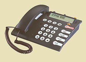 Medical telephone multi-function ISDN Ergophone